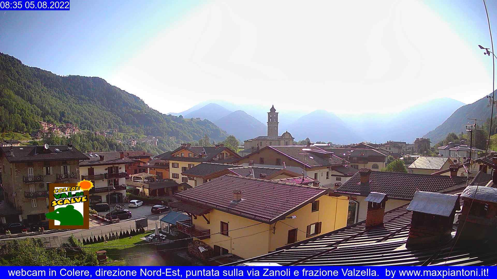 webcam Colere  - www.maxpiantoni.it